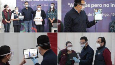 Photo of Hospitales de Respuesta Inmediata contarán con tabletas electrónicas en Hidalgo
