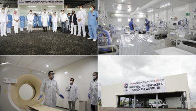 Photo of Hospital de Actopan prestará servicio a pacientes con Covid-19