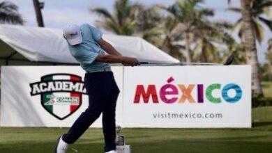Photo of Golfistas mexicanos jugaran primeros torneos sin público