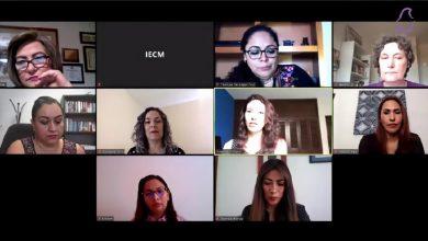"""Photo of Participa IEEH en 5° Panel Virtual: """"Los observatorios de Participación Política de las Mujeres"""""""