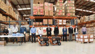 Photo of Donan empresas equipos e insumos médicos a hidalguenses