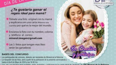 Photo of Sistema DIF de Mineral de la Reforma, lanza convocatoria para celebrar a Mamá