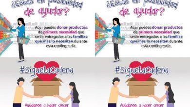 Photo of Presenta alcaldía de Pachuca iniciativa «Sigue la Cadena» en apoyo a familias vulnerables