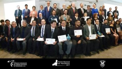 Photo of Presentan convocatoria del Premio Nacional de Periodismo 2019