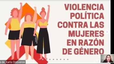 Photo of PESH en contra de todos los tipos de violencia que afectan a las mujeres