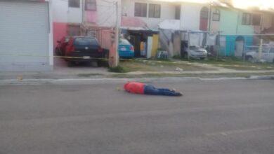 Photo of Muere hombre en la calle en Villas de Pachuca