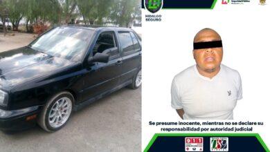 Photo of Detiene la Policía Estatal a hombre armado en Ixmiquilpan