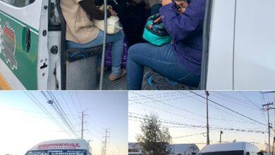 Photo of Operativo sorpresa a transporte público en Pachuca y Mineral de la Reforma