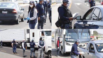 Photo of Aciones de reducción vehicular en Hidalgo, con supervisión para evitar irregularidades