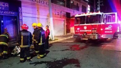 Photo of Con videovigilancia del C5i y atención oportuna de Bomberos, contienen incendio en Pachuca