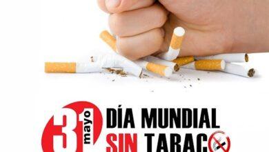 Photo of Día Mundial Sin Tabaco, 31 de mayo