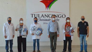 Photo of Alcalde FPR entregó caretas de protección, overoles y kits para dispensarios médicos