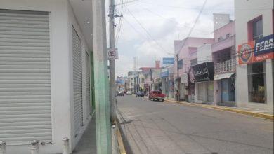 Photo of 90% de comercio no esencial en el centro de Tulancingo acata cierre temporal por contingencia