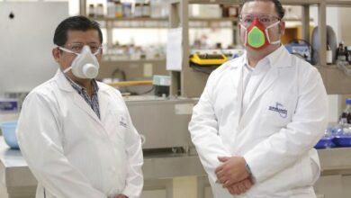 Photo of Investigadores de la UAEH crean cubrebocas con zeolita y jamaica para combatir Covid-19