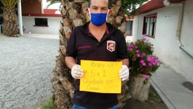 """Photo of UPT exhorta a la población a resguardarse con el programa """"#5X1QuédateEnCasa"""""""