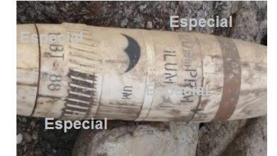 Photo of Hallan un mortero entre los límites de Hidalgo y Edomex