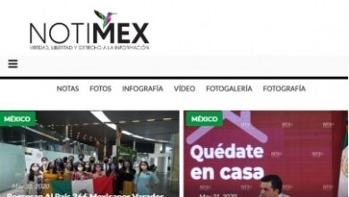 """Photo of Conozca la nueva imagen de la """"Nueva NOTIMEX"""""""