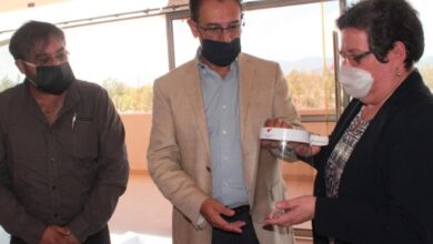 Photo of Alcalde FPR entregó caretas faciales para recurso humano de presidencia de Tulancingo
