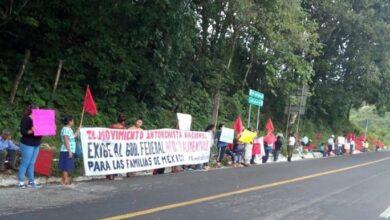 Photo of Habitantes de Chapulhuacán y Jacala denuncian falta de apoyos por Covid-19