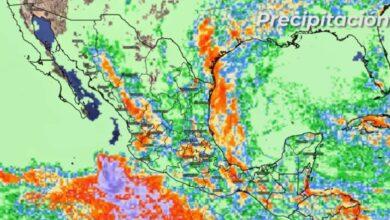 Photo of Se prevén lluvias fuertes con descargas eléctricas y granizo en zonas de Hidalgo
