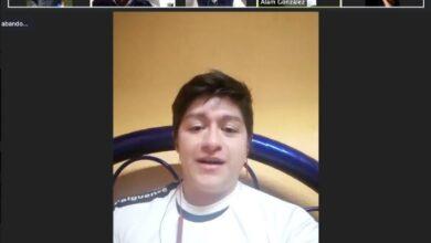 Photo of Alam González comparte en sesión virtual la «Historia de un campeón»