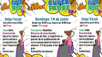 Photo of Inhide invita a participar en «Una Carrera Super Padre 5K»
