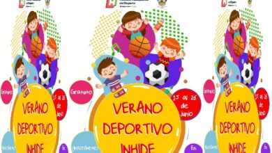 Photo of Inhide invita a participar en el «Verano Deportivo»