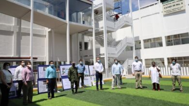 Photo of ISSSTE pondrá a disposición del Insabi 70 camas para la atención de Covid-19 en Morelos