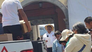 Photo of Retienen a pastor por repartir Biblias en Ixmiquilpan