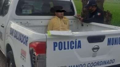 Photo of Detienen a presunto ladrón en San Salvador