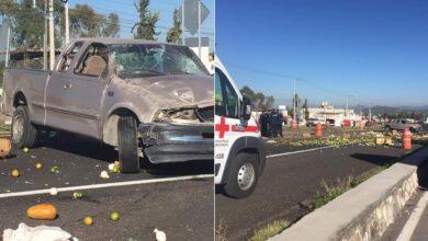 Photo of Accidente en la México-Laredo deja una persona muerta y otra herida