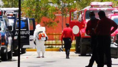 Photo of Confirma SSPH dos casos por covid en estación de Bomberos de Pachuca