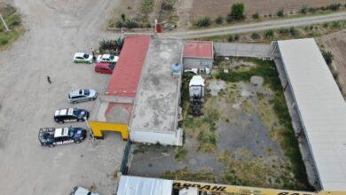 Photo of Detecta SSPH predios de desmantelamiento y asegura tractocamiones robados