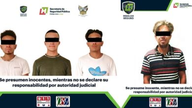 Photo of Contra narcomenudeo, asegura SSPH a cuatro individuos