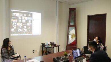 Photo of Sindicatos reciben información sobre las medidas en la nueva normalidad