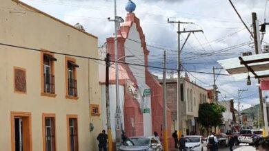 Photo of Reportan un tiroteo frente al ayuntamiento de Tezontepec de Aldama