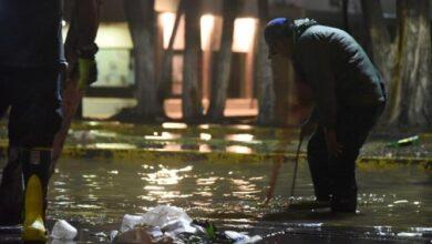 Photo of Realizan Labores de limpieza en calles de Tula