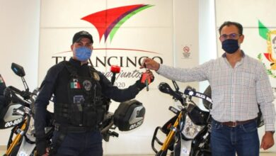Photo of Alcalde FPR entregó 5 moto patrullas para el fortalecimiento de la SSC en Tulancingo