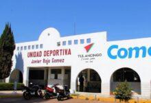 Photo of 21 de septiembre apertura de la Unidad Deportiva Javier Rojo Gómez en Tulancingo