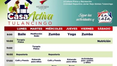Photo of Supero expectativas el Programa «Casa Activa Tulancingo»