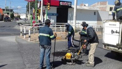 Photo of Gobierno Municipal de Tulancingo garantiza continuidad del programa permanente de bacheo