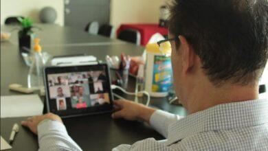 Photo of Tulancingo participó en trabajo en línea con Secretarios de Turismo y Desarrollo Económico