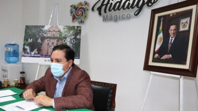 Photo of Pueblos Mágicos de Hidalgo se preparan para la nueva normalidad