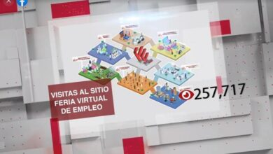 Photo of Culmina Primera Feria Virtual del Empleo en UAEH