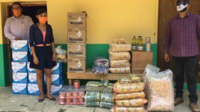 Photo of Entrega DIF de Xochiatipan desayunos escolares calientes