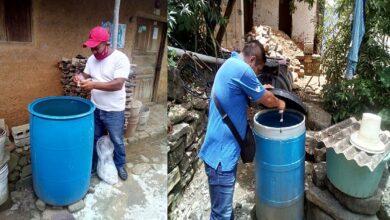 Photo of Realizan campaña de abatización para la eliminación de vectores en Xochiatipan