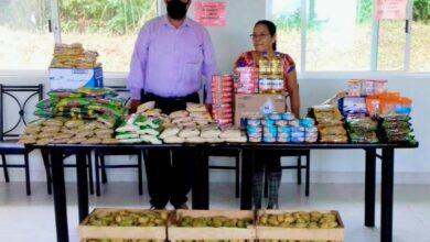 Photo of DIF Municipal de Xochiatipan continúa entrega de alimentos a Posada AME