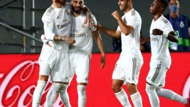 Photo of El Real Madrid es campeón de España al vencer al Villarreal