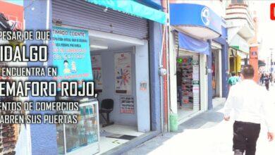 Photo of Hidalgo se mantiene en semáforo rojo, negocios no esenciales tienen que cerrar