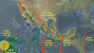 Photo of El pronóstico meteorológico para hoy es de lluvias fuertes para Hidalgo
